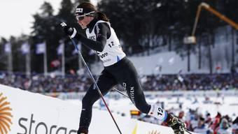 Nordisch WM, Lathi,Langlauf, Skiathlon: Nathalie von Siebenthal wird 4.