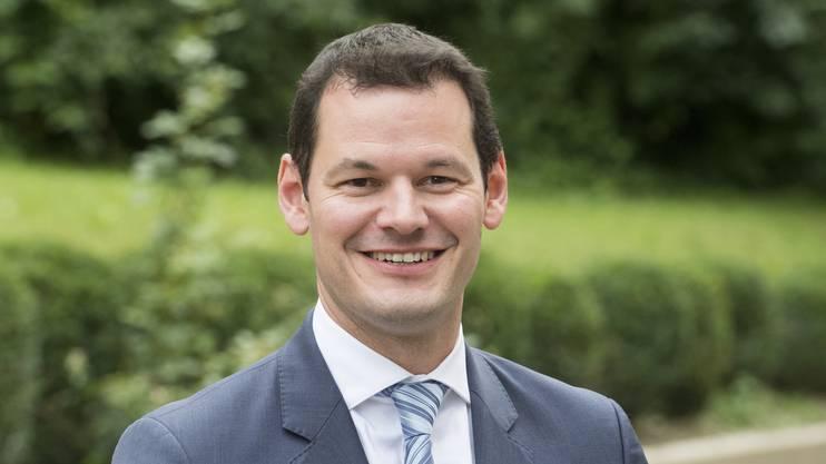 Der Genfer Sicherheitsdirektor Pierre Maudet.