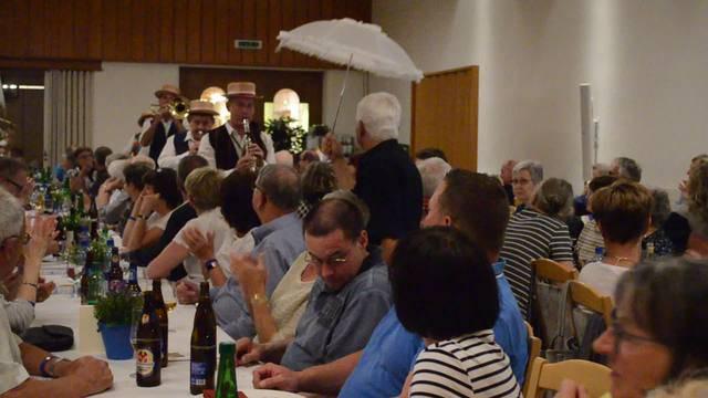 Jahreskonzert der Blaskapelle Eigenamt in Lupfig