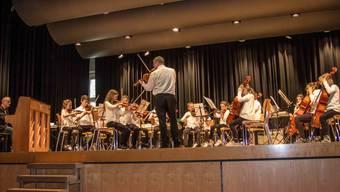 Jubiläumskonzert der Musikschule Kelleramt