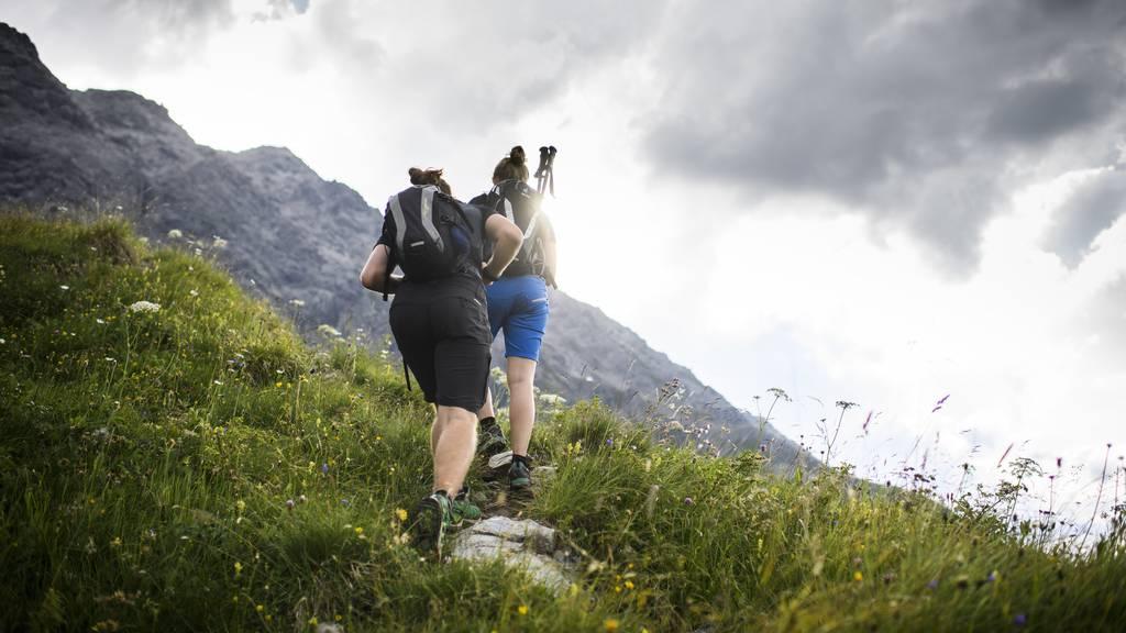 Graubünden gibt eine Million Franken für Tourismus aus