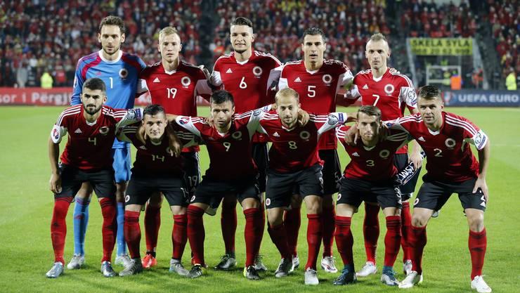 Albaner Wollen Das Derby Gegen Die Schweiz Ausblenden Fussball