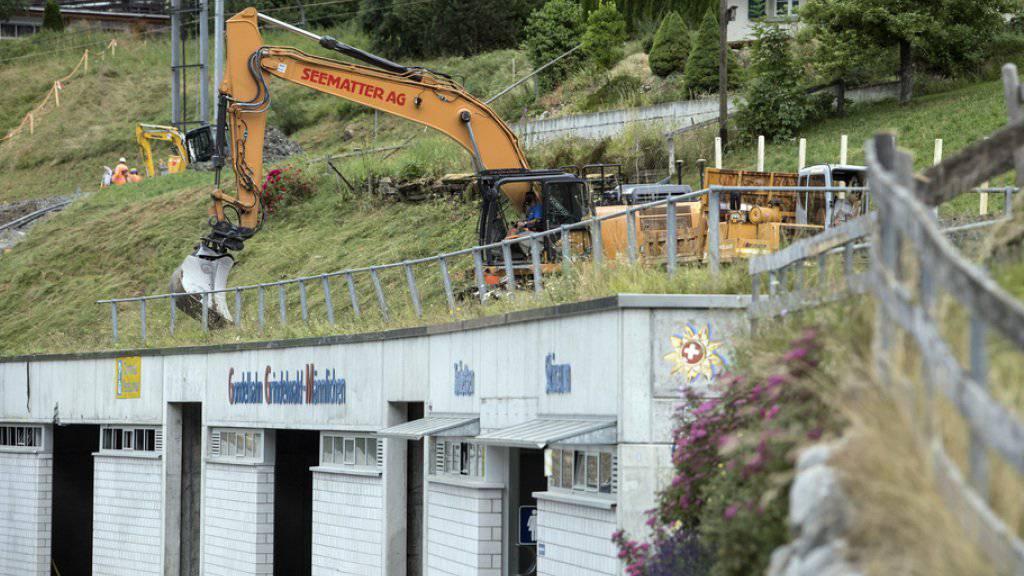 «Ein Historischer Moment für Jungfrau-Region»