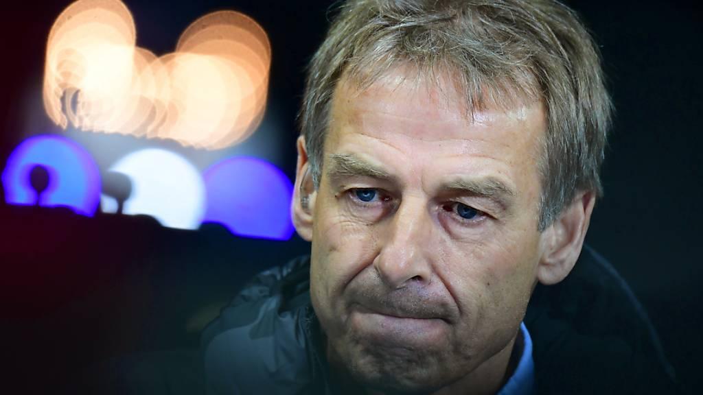 Hertha-Investor will Klinsmann nicht mehr im Aufsichtsrat