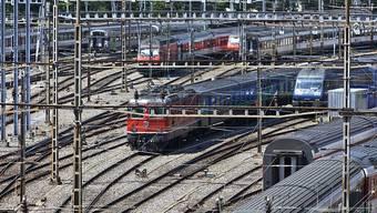 Laut einem SBB-Sprecher waren alle Züge in und um Bern vom Stromausfall betroffen. (Archivbild)
