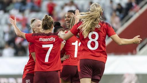 4:1 Sieg der Schweizerinnen in der Quali gegen Litauen