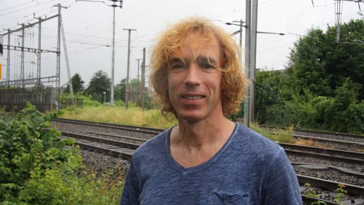 Markus Moerler hat vieles aufgegleist - doch bis jetzt ist jeder Zug abgefahren