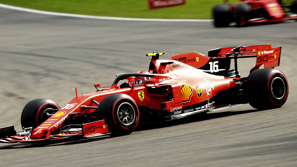 Ferrari mit erstem Saisonsieg dank Charles Leclerc