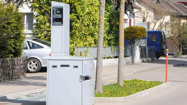 Seit 2015 arbeitet Arlesheim mit mobilen Blitzkästen (Symbolbild). Muttenz ist die Miete für die Apparaturen zu teuer.