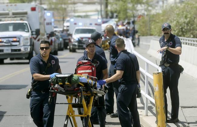 Am Samstag hatte ein Schütze in einem Einkaufszentrum in der Grenzstadt El Paso im Bundesstaat Texas das Feuer eröffnet und mindestens 20 Menschen getötet.