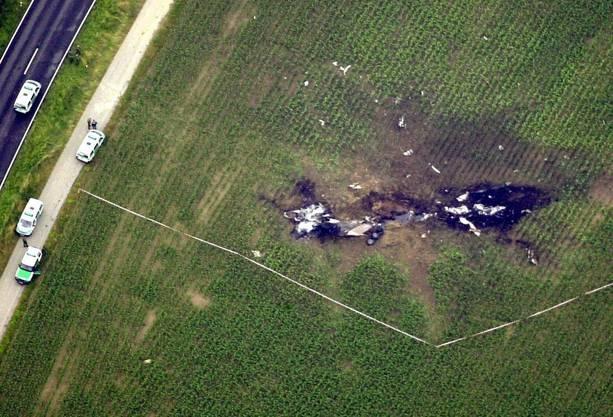 Flugzeugabsturz in Überlingen vor zehn Jahren