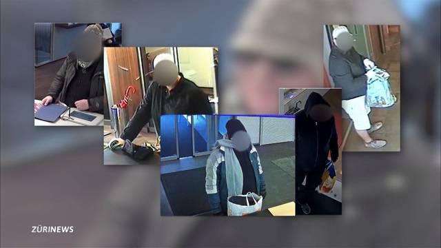 Verkäufer verhaftet Kult-Bankräuber
