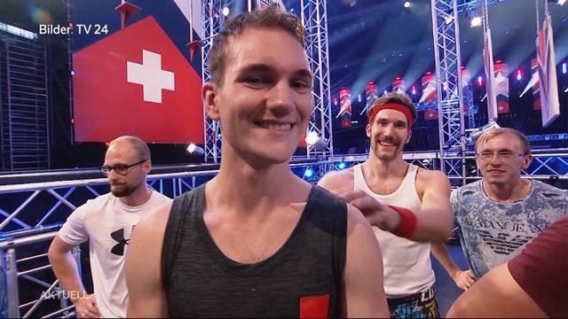 21-Jähriger wird Ninja Warrior Switzerland