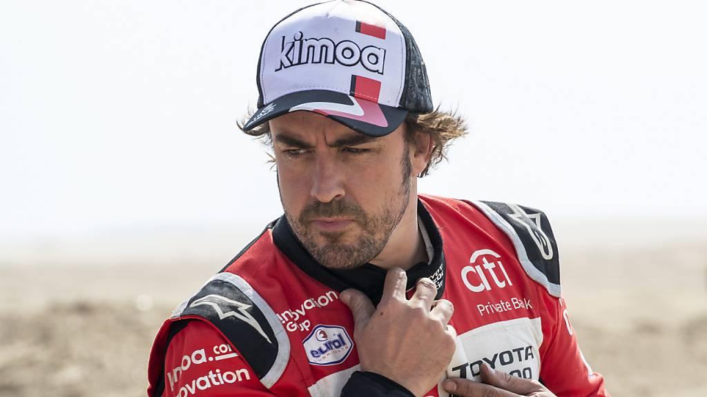 Fernando Alonso ab 2021 wieder bei Renault