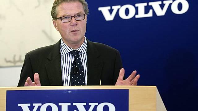 Sieht positive Zeichen: Volvo-Konzernchef Leif Johansson