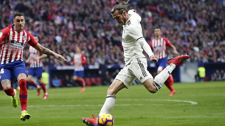 Im Zentrum der Kritik: Gareth Bale.