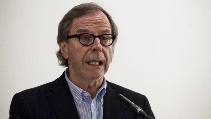 Klaus Merz (Archiv)