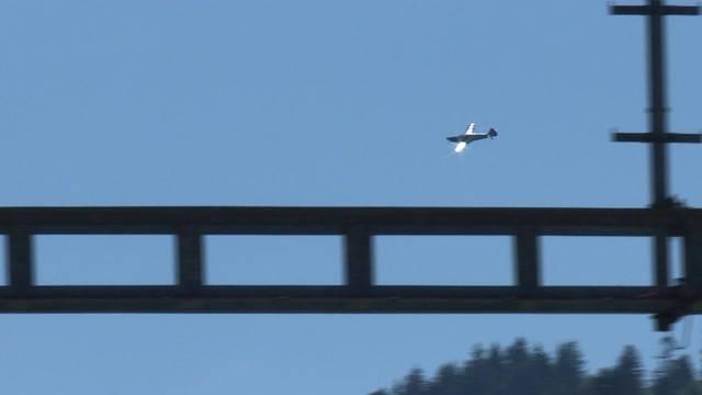 Flugzeugunfall von Trubschachen