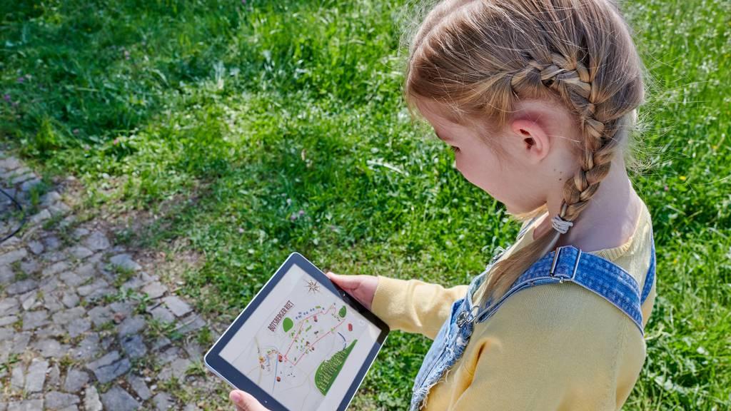Maestrani bietet interaktives Outdoor-Spiel mit süssem Finale an