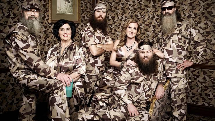 Die Grossfamilie der Entenjäger: Die Robinsons, Quotensieger am US-TV