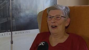 """Marianne Ledermann aus Zuchwil gewann bei der Sendung """"Happy Day"""" 1 Million Franken. Dabei hätte sie um ein Haar ihre grosse Chance verpasst."""