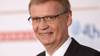 """Der Moderator Günther Jauch konnte im RTL-Quiz """"Wer wird Millionär?"""" wieder einmal die Eine-Million-Frage stellen. (Archivbild)"""