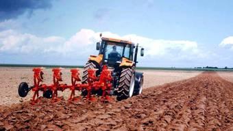 Im wichtigen Markt für Landmaschinen von Bucher Industries lief es im vergangenen Jahr besonders schlecht. (Archiv)