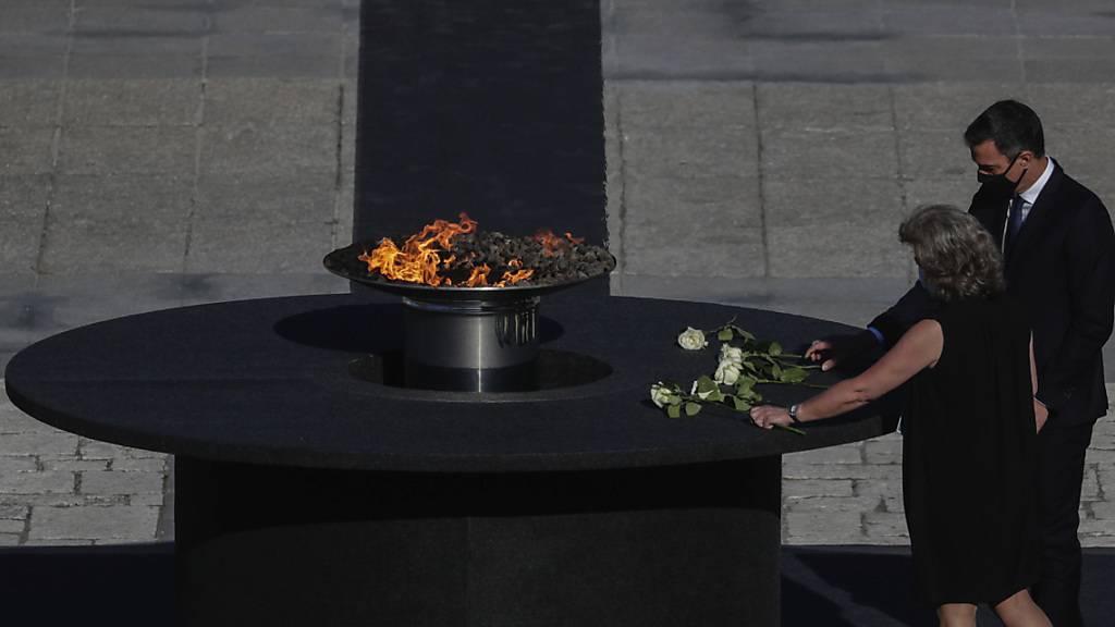 Spanien nimmt Abschied von seinen 28'400 Corona-Toten