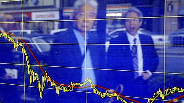 Nikkei im Plus, Topix im Minus