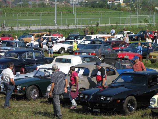 """Rund 4000 lockte die zweite Ausgabe der """"Lägern Classic"""" in Würenlos an."""