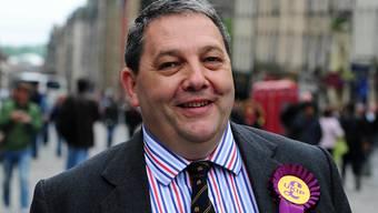 David Coburn Chef der schottischen UKIP