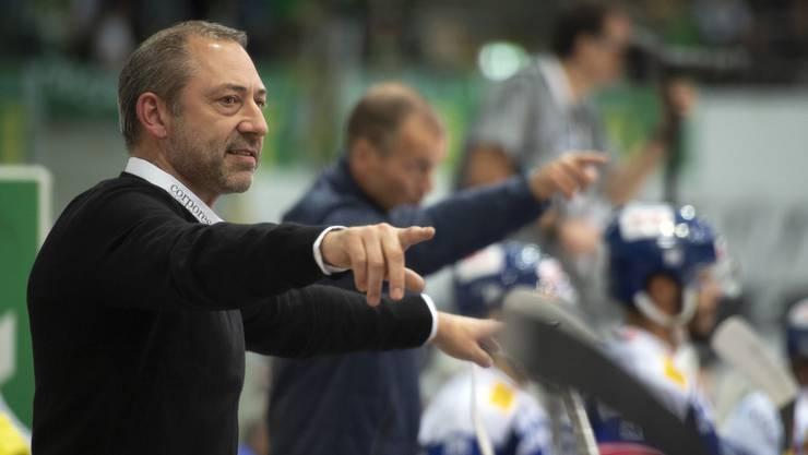 André Rötheli, der in Olten seine beeindruckende Karriere lancierte, kehrt heute als Kloten-Trainer in seine Heimat zurück.
