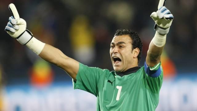 Essam El-Hadary wieder in Ägypten