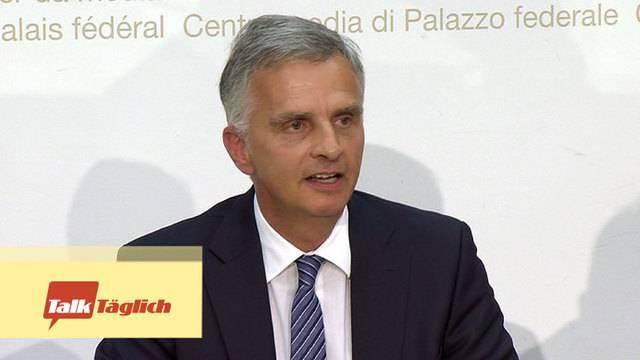 Rücktritt von Didier Burkhalter