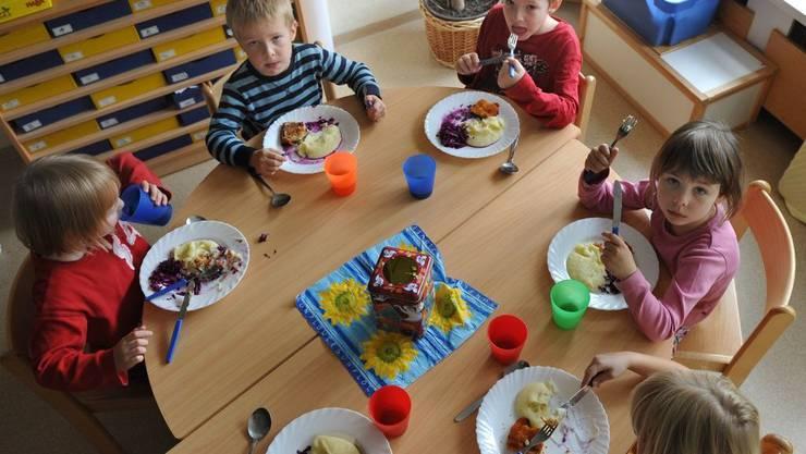 Der Kanton Solothurn setzt auf gesunde Ernährung