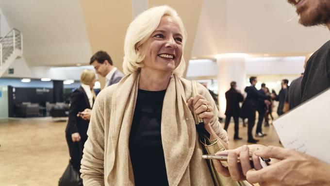 Nadine Gautschi wollte 2019 für die FDP in den Regierungsrat.