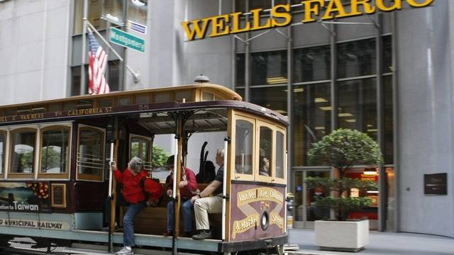Wells Fargo in San Francisco (Archiv)