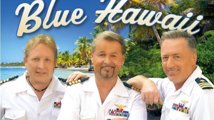 Schlager Piloten - Blue Hawaii