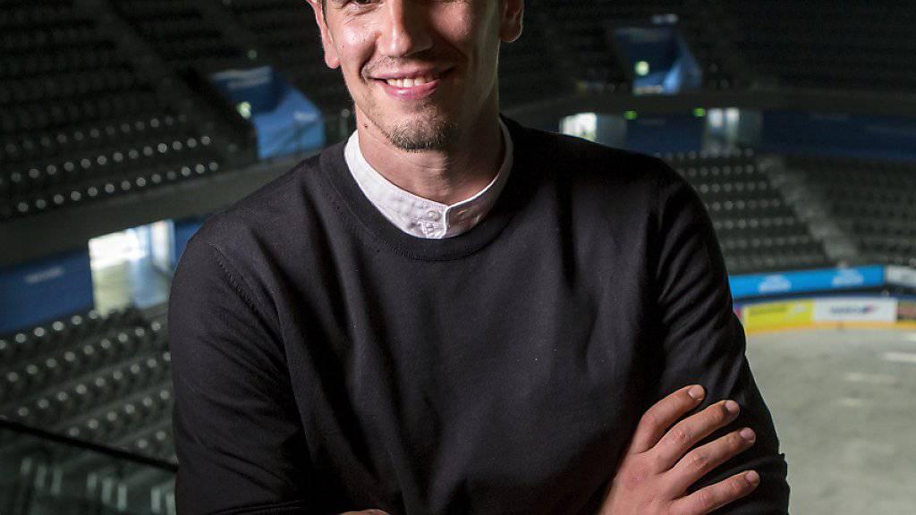 DER Schweizer Handballer soll das Nationalteam in Norwegen zur Überraschung führen: der fünffache Bundesliga-MVP Andy Schmid