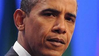 US-Präsident Barack Obama (Archiv)
