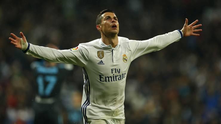 Cristiano Ronaldo, Manchester United und Real Madrid