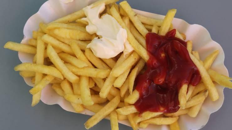 Pommes foode: Wie wir uns von sprachlichen Modeströmungen beeinflussen lassen. (Archiv)