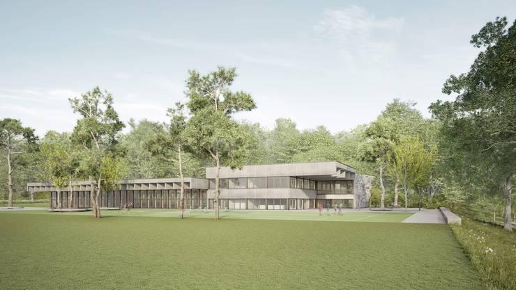 Segnen die Stimmberechtigten den Planungskredit von 1,8 Millionen Franken ab, hat das Uitiker Schulhaus Allmend seine erste Hürde genommen.