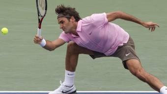 Schwerer Stand für Federer im Toronto-Final gegen Murray
