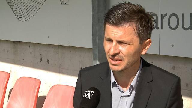 Neuer FCA-Trainer Marinko Jurendic im Video-Interview: «Ich habe genug Selbstvertrauen»