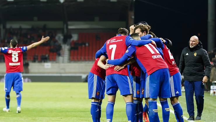 Nach dem harten Cupfight in Sitten muss der FC Basel zum Klassiker im Letzigrund antreten