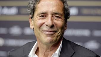 Medienunternehmer Roger Schawinski kann nach eigenen Angaben nichts für seine vollen, dunklen Haare. (Archivbild)