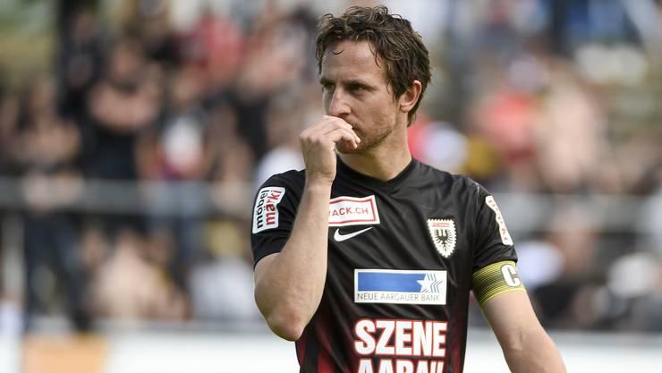 FCA-Captain Sandro Burki verpasst den Start in die neue Saison verletzungshalber