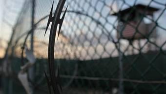 US-Präsident Obama wollte das Gefangenenlager schliessen - daraus wurde nichts