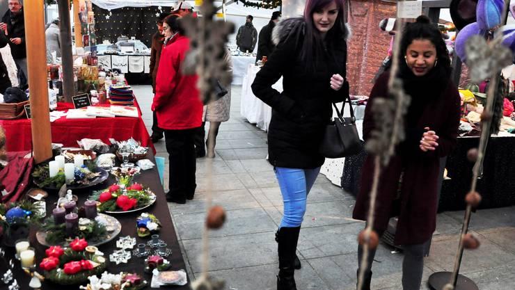 Weihnachtsmarkt Dietikon am 3. Dezember 2017